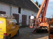 Rekonstrukce střechy Litohoř 2