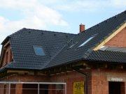 Realizace střechy RD Květnice u Prahy