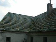 Rekonstrukce střechy Litohoř